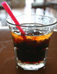 Black Russian Coffee Beverage