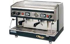 Machine for Brewing Espresso